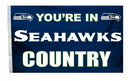 NEOPlex K94114B Seattle Seahawks Country 3X5 Flag