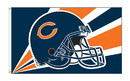 NEOPlex K94201B Chicago Bears Helmet 3'X 5' Nfl Flag
