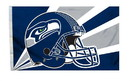 NEOPlex K94214B Seattle Seahawks Helmet Design 3'X 5' Nfl Flag