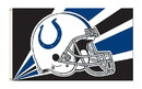NEOPlex K94224B Indianapolis Colts 3'X 5' Nfl Flags