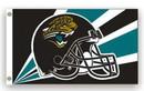 NEOPlex K94230B Jacksonville Jaguars 3'X 5' Nfl Flags