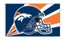 NEOPlex K94232B Denver Broncos 3'X 5' Nfl Flags