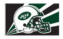 NEOPlex K94239B New York Jets 3'X 5' Nfl Flags