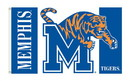 NEOPlex K95044 Memphis Tigers 3'X 5' College Flag