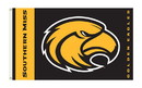 NEOPlex K95065 Southern Miss Golden Eagles 3'X 5' College Flag