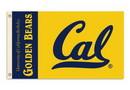 NEOPlex K95156 Cal Berkeley Golden Bears 3'X 5' College Flag