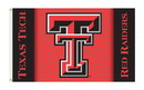 NEOPlex K95227 Texas Tech Red Raiders 3'X 5' College Flag