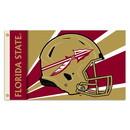 NEOPlex K95304 Florida State Seminoles Helmet 3'X 5' College Flag