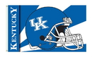 NEOPlex K95310 Kentucky Wildcats Helmet 3'X 5' College Flag