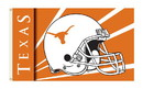 NEOPlex K95334 Texas Longhorns Helmet 3'X 5' College Flag