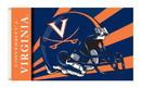 NEOPlex K95357 Virginia Cavaliers Helmet 3'X 5' College Flag