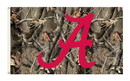 NEOPlex K95402 Alabama Crimson Tide Realtree Camo 3'X 5' College Flag