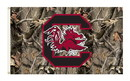 NEOPlex K95426 South Carolina Gamecocks Realtree Camo 3'X 5' College Flag