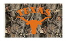 NEOPlex K95434 Texas Longhorns Realtree Camo 3'X 5' College Flag