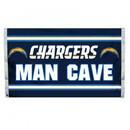 NEOPlex K95519B San Diego Chargers Man Cave 3'X 5' Nfl Flag