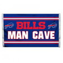 NEOPlex K95523B Buffalo Bills Man Cave 3'X 5' Nfl Flag