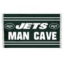 NEOPlex K95539B New York Jets Man Cave 3'X 5' Nfl Flag