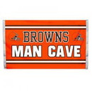 NEOPlex K95544B Cleveland Browns Man Cave 3'X 5' Nfl Flag