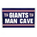 NEOPlex K95575B New York Giants Man Cave 3'X 5' Nfl Flag