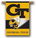 NEOPlex K96049 Georgia Tech Yellow Jackets House Banner