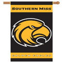 NEOPlex K96065 Southern Miss Golden Eagles House Banner