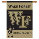 NEOPlex K96067 Wake Forest Demon House Banner