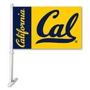 NEOPlex K97056 Cal Berkeley Golden Bears Double Sided Car Flag