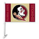 NEOPlex K97104 Florida State Seminoles Two Sided Car Flag