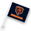 NEOPlex K98901 Chicago Bears Double Sided Car Flag