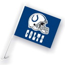 NEOPlex K98924 Indianapolis Colts Double Sided Car Flag