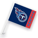 NEOPlex K98943 Tennessee Titans Double Sided Car Flag