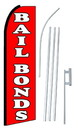 NEOPlex SW10135-SGS-4PL Bail Bonds Swooper Flag Kit
