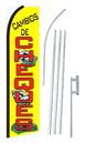 NEOPlex SW10144-4PL-SGS Cambios De Cheques(We Cash Checks) Swooper Flag Kit