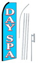 NEOPlex SW10145-SGS-4PL Day Spa Swooper Flag Kit