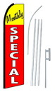 NEOPlex SW10159-4PL-SGS Monthly Special Swooper Flag Kit