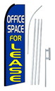 NEOPlex SW10160-SGS-4PL Office Space For Lease Swooper Flag Kit