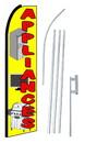NEOPlex SW10198-4PL-SGS Appliances Swooper Flag Kit