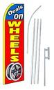 NEOPlex SW10206-4PL-SGS Deals On Wheels Swooper Flag Kit