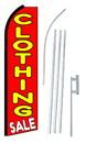 NEOPlex SW10215-4PL-SGS Clothing Sale Swooper Flag Kit