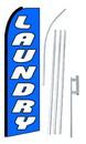 NEOPlex SW10224-4PL-SGS Laundry Swooper Flag Kit