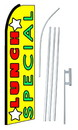 NEOPlex SW10226-SGS-4PL Lunch Special Swooper Flag Kit