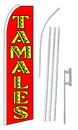 NEOPlex SW10282-4PL-SGS Tamales Swooper Flag Kit