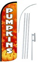 NEOPlex SW10781-4SPD-SGS Pumpkins Deluxe Windless Swooper Flag Kit