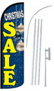 NEOPlex SW10785-4SPD-SGS Christmas Sale Deluxe Windless Swooper Flag Kit