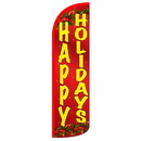 NEOPlex SW10818 Happy Holidays Red /Yellow Dlx 2 Swooper 38