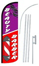 NEOPlex SW10826-4SPD-SGS Beauty/Barber Deluxe Windless Swooper Flag Kit