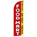 NEOPlex SW10856 Food Mart Red/Wht/Yel Dlx 2 Swooper 38