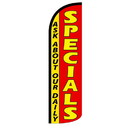 NEOPlex SW10869 Specials Red/ Yellow Dlx 2 Swooper 38