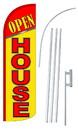 NEOPlex SW10873-4SPD-SGS Open House Deluxe Windless Swooper Flag Kit