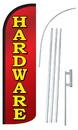 NEOPlex SW10914-4SPD-SGS Hardware Deluxe Windless Swooper Flag Kit